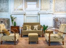Set divano e poltrone vintage