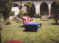 Set Noleggio Arredi Vintage per eventi